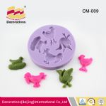 CM-009 Fondant Baking Silicone Candy Mould