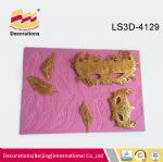 LS3D-4129 Silicone lace mat