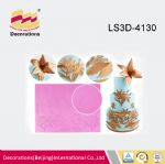 LS3D-4130 Silicone lace mat