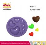CM-011 Fondant Baking Silicone Candy Mould